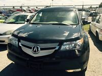 2009 Acura MDX Certify and E Tested