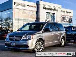 2016 Dodge Grand Caravan SXT Plus, Family PKG, DVD Camera