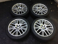 VW Golf OEM Rims and tires