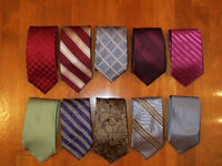 10 Assorted Ties / 10 Cravates Assorties City of Montréal Greater Montréal Preview