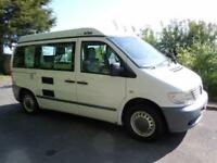 Reimo Drivelodge Mercedes vito 110 cdi MANUAL 2002/02 Motorhome/campervan
