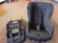 Mama & Papas Vito Car Seat & ISOFix base