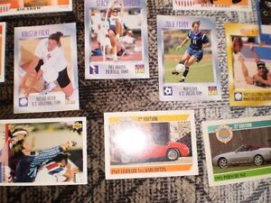 1990's WRESTLING plus OTHER SPORTS CARDS, 25 cards for $10 Prince George British Columbia image 8