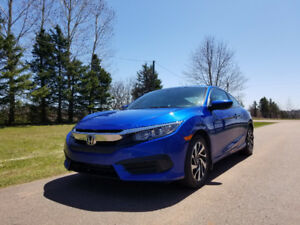 2016 Honda Civic Coupe Ex **84 MONTH EXTENDED WARRANTY**