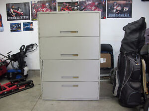 Lateral File Cabinet, 4-Drawer