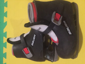 Bauer Lil Champs Skates, Boys Youth