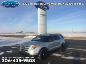 2013 Ford Explorer XLT  - Bluetooth -  Heated Seats - $157.75 B/