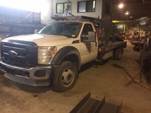 2012 FORD F-550 UNITE DE SOUDAGE ET TRANS GSVW Pickup Truck