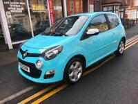 2012 Renault Twingo 1.2 16v Dynamique 1 lady owner only 7900 miles