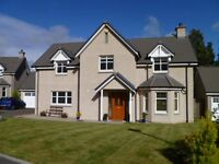 5 bedroom Detached House to let in Banchory
