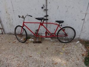 VERY COLLECTABLE BICYCLE BUILT FOR 2==