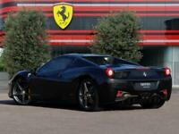 2013 Ferrari 458 Spider 2dr Auto Convertible Petrol Automatic