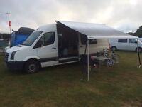 Vw Crafter lwb high top