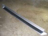 Best offer - Molded running boards (2013 Grand Caravan).