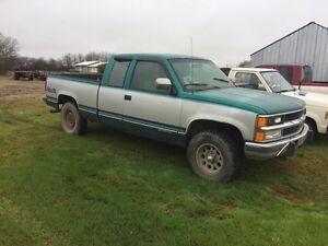 1994 Chevy 6.5 diesel