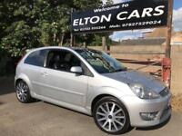 Ford Fiesta 2.0 2007.25MY ST