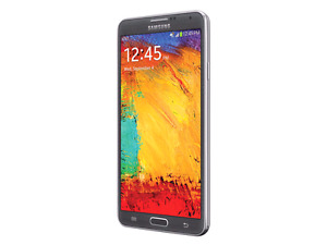 Unlocked Galaxy Note 3 32GB works perfectly in excellent conditi