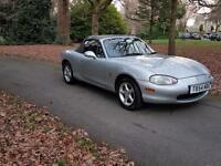 1999 Mazda MX-5 1.6i convertible new model 1 owner s/history £1295 206cc mr2 tigra micra cc vw size