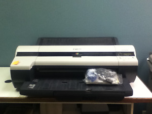 Canon Large Format Printer - 24x36, 18x24
