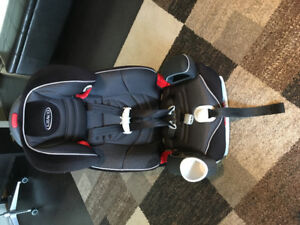 Graco Nautilus 65 3 In 1 5 Point Harness Car Seat