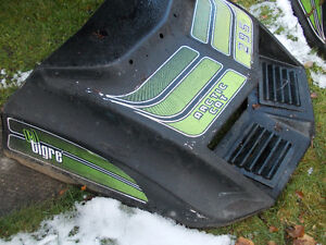1974 Arctic Cat 295 elTigre snowmobile Hood