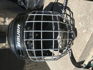 Casque hockey junior