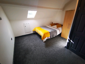 Immeditely available double room with private ensuite in mapperly NG3