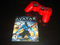 PLAYSTATION 3-AVATAR (MANUEL SEULEMENT/MANUAL ONLY)