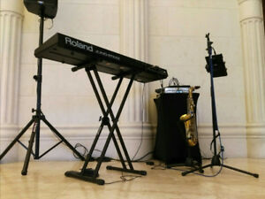 DUO (saxophone & keys) available for special events