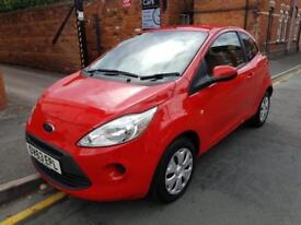 2013 [63] FORD KA 1.2 EDGE S/S 3DR (LOW RATE FINANCE APPLY ONLINE)