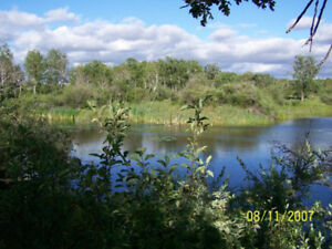 Lakefront Lot in Beautiful Lake Development near Inglis!