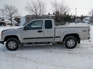 2006 GMC Canyon 4x4 Camionnette