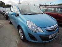 Vauxhall/Opel Corsa 1.2i 16v ( 85ps ) ecoFLEX ( s/s ) ( a/c ) 2012MY S