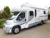 AUTOTRAIL DELAWARE SE, 2012, 4 Berth, Fiat 2.3D, AIR CON, FIXED ISLAND BED, VGC!