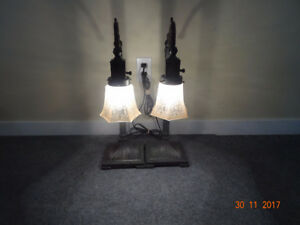 Decorative Arched Table Lamps