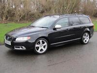 2009 59 Volvo V70 2.0D R-Design SE Manual 6 Speed Diesel Estate 134 bhp