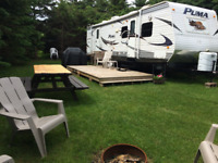 TWIN SHORES CAMPGROUND - Trailer Rental