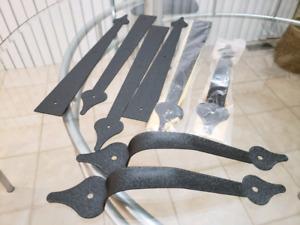 Barn/Door handles & hinges