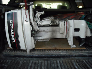 Used 1991 Johnson 20 hp