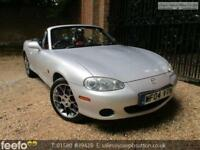 MAZDA MX-5 EUPHONIC 2004 Petrol Manual in Silver