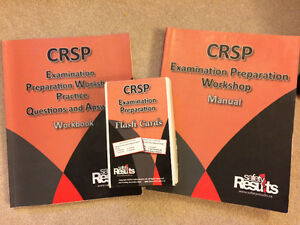 CRSP prep material- Certified Registered Safety Professional