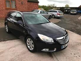 2013 Vauxhall Insignia Tourer 2.0CDTi 160ps SRi Nav * £30 Tax * Diesel Estate *