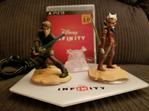 Disney Infinity 3.0 & 2.0 Characters (prices within)