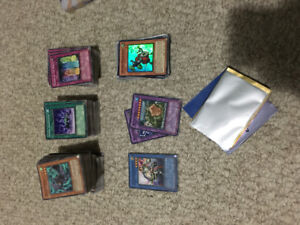 Lot of 400+ Yu Gi Oh cards