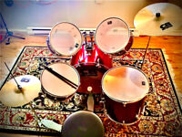Novice Drummer Looking To Play