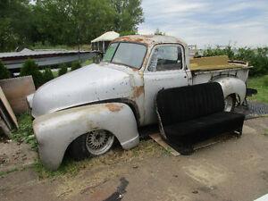 1951 chev 1/2 ton pickup