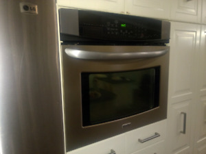 Kenmore Elite wall oven