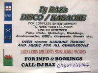 Kdjbaz karaoke/disco