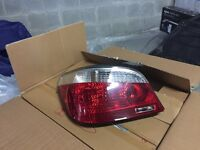 e60 bmw tail lights (BMW original part) both left and right