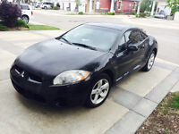 MUST SELL FIRST $2995 TAKES IT! *LOW KM* 2006 Mitsubishi Eclipse